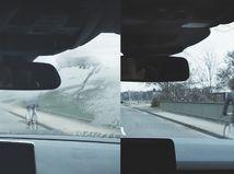 Ford - zahmlievanie okien