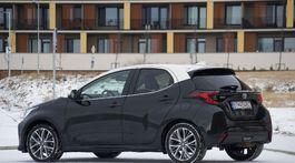 Toyota Yaris 1,5 benzín (2021)