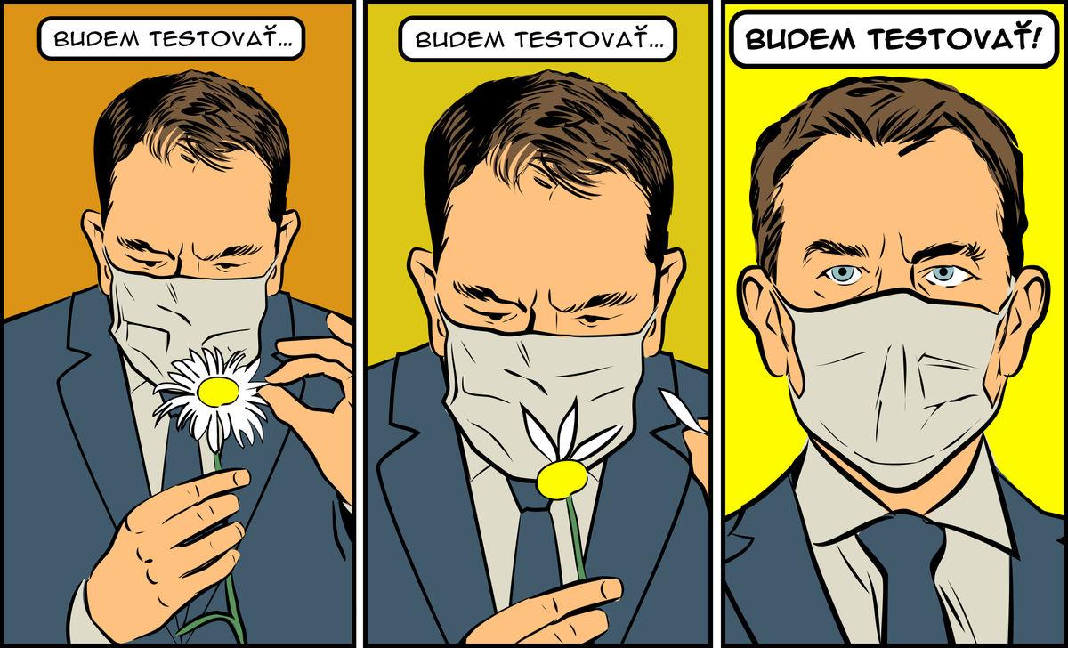 Karikatúra 18.01.2021