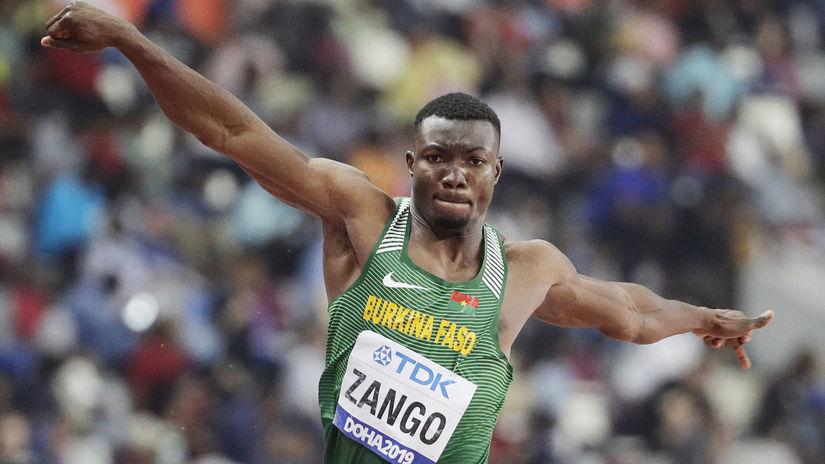 Hugues Fabrice Zango