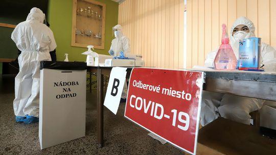 testovanie koronavírus Banská Bystrica