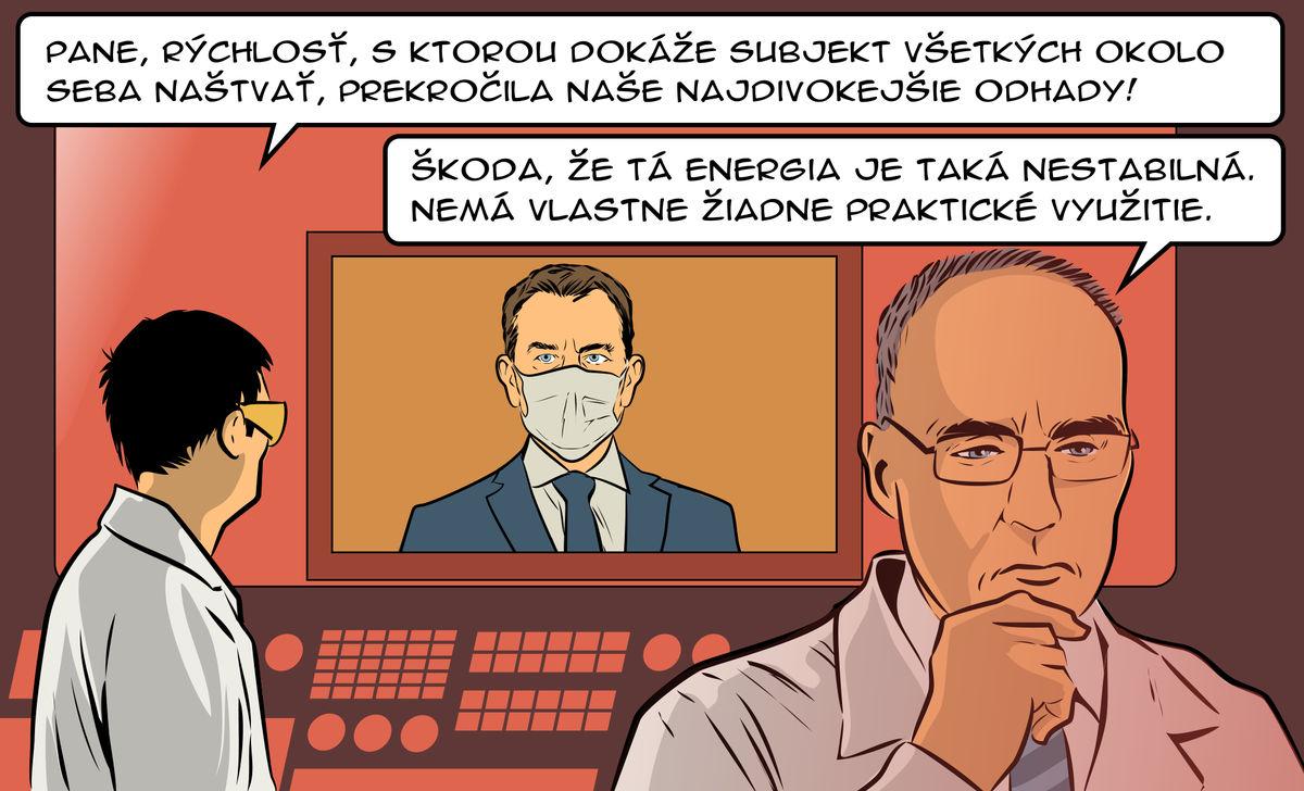 Karikatúra 20.01.2021
