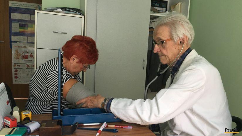 Karol Mika, lekár, praktický lekár, rekord,