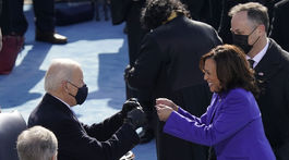 Joe Biden, Kamala Harrisová