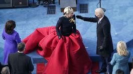 Joe Biden, Lady Gaga