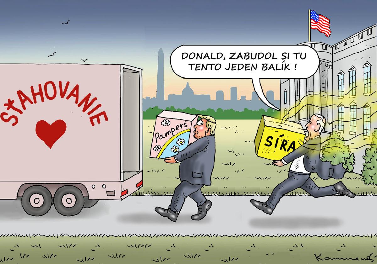 Karikatúra 21.01.2021