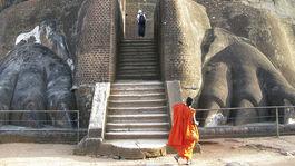 Srí Lanka, Sigyriya, Levia skala, UNESCO pamiatka