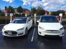 Tesla S/X