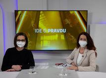 Letanovská v Ide o pravdu: Čakáme na schválenie lieku, ktorý pomáha pri COVIDE-19