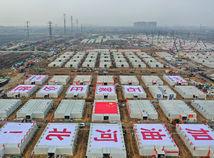 koronavírus, Čína