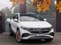 Mercedes-Benz EQA - 2021