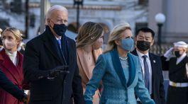 Ktorá dáma sa vám páči najviac na inaugurácii amerického prezidenta Joea Bidena?