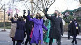APTOPIX Biden Inauguration Harris