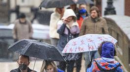 Britain Weather, Británia, počasie