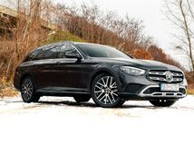 Test: Mercedes E 450 4MATIC All-Terrain - tak...