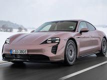Porsche Taycan - 2021