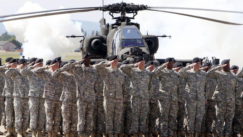 Germany US Troops