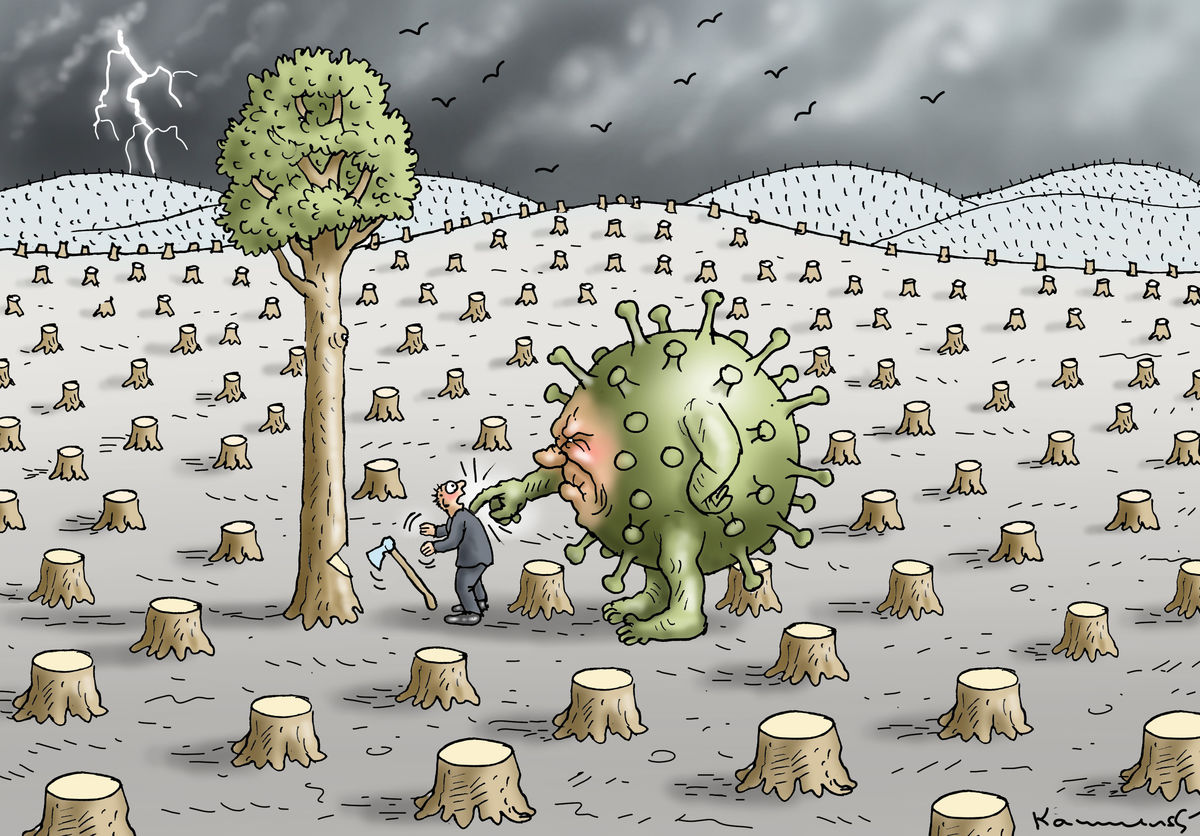 Karikatúra 26.01.2021