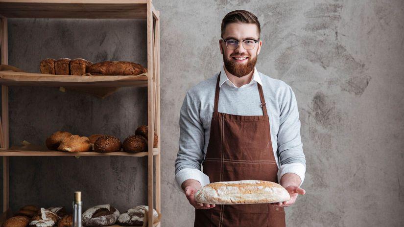 pekár, chlieb