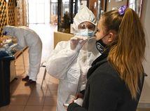 Laboratóriá odhalili 551 prípadov. Na očkovanie sa dá prihlásiť aj telefonicky