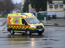 Záchranka / Sanitka / Dopravná zdravotná služba /