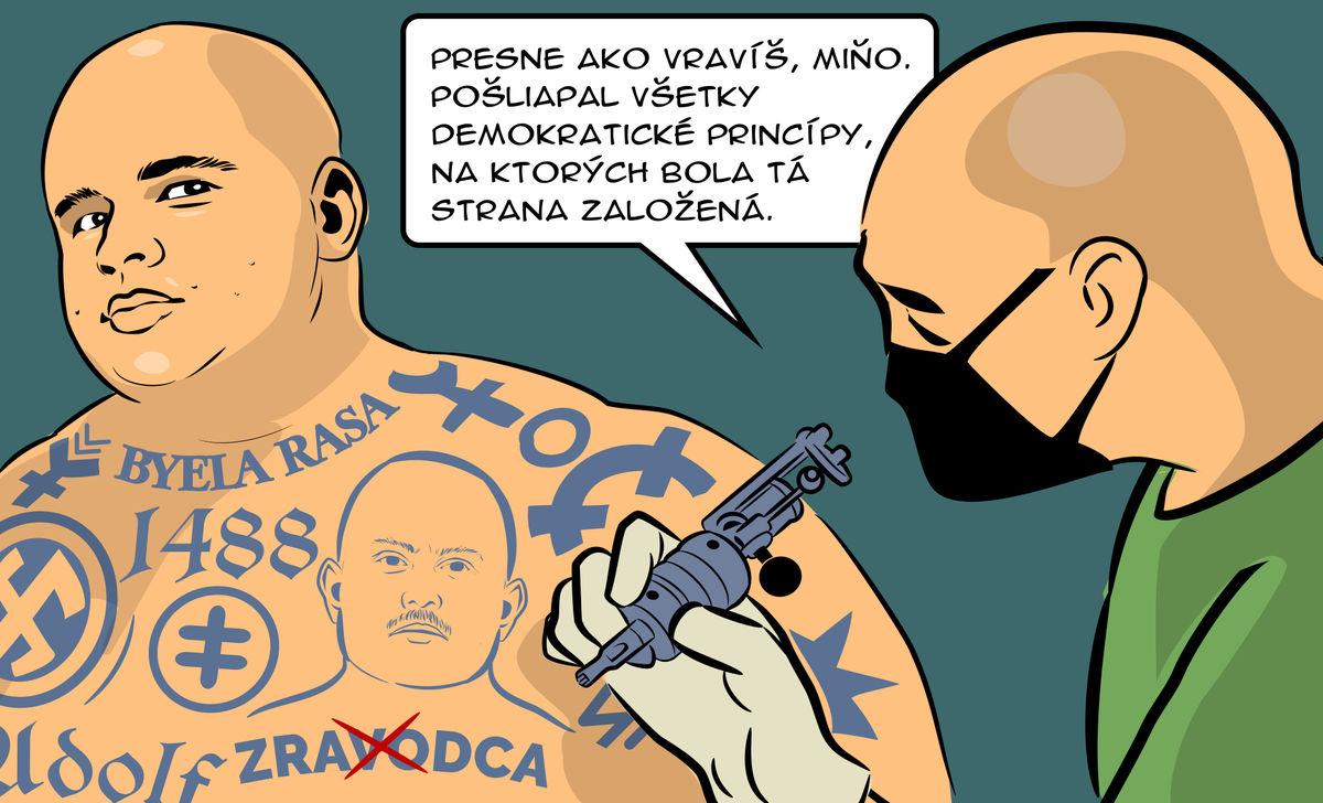 Karikatúra 27.01.2021