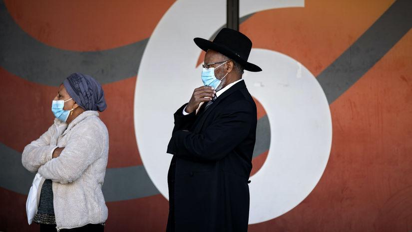 Izrael, koronavírus