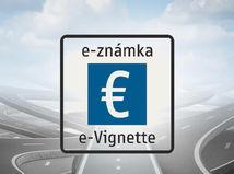 e-znamka, elektronická diaľničná známka