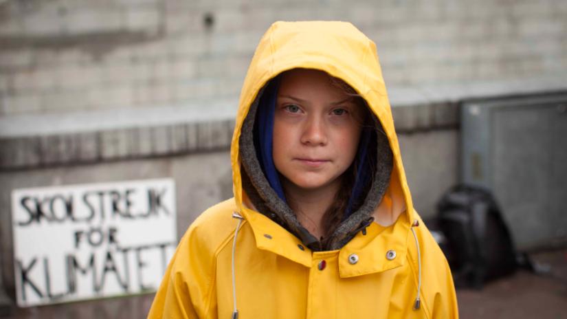 Greta Thunberg film Scandi