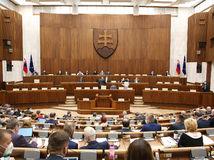 NR SR: Rokovanie parlament