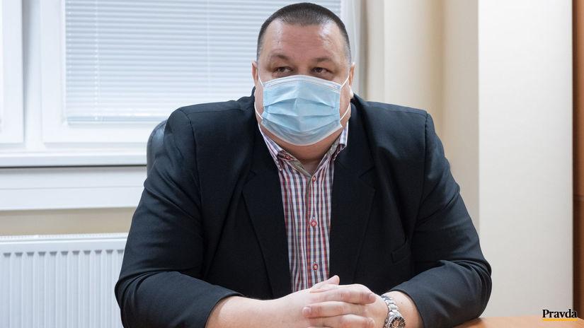 Ján Mikas, hlavný hygienik SR