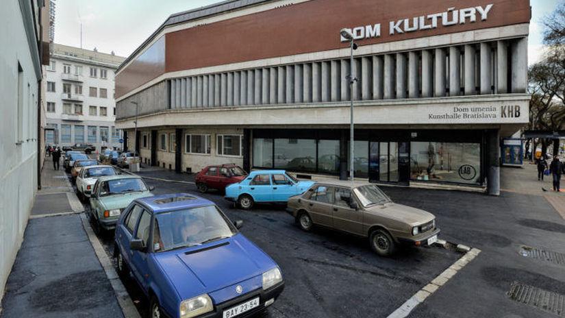 Kunsthalle SK Parking