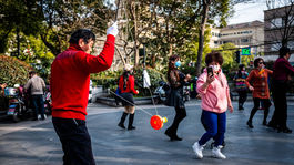 Šanghaj, korona