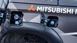 Mitsubishi L200 Mountain Sherpa (2021)