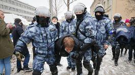 protest, moskva