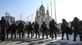 protest, rusko