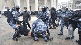 protest, rusko, navaľnyj