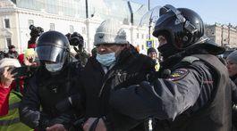 rusko, protest