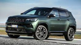 Jeep Compass 80th Anniversary- 2021