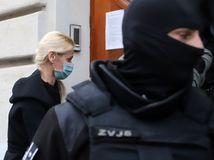 Súd prepustil Jankovskú z väzby, zostáva v nemocnici