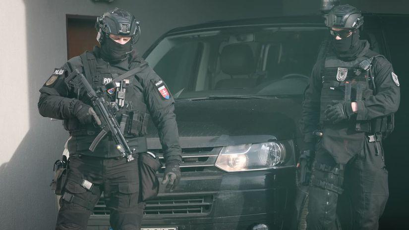 Polícia / NAKA /