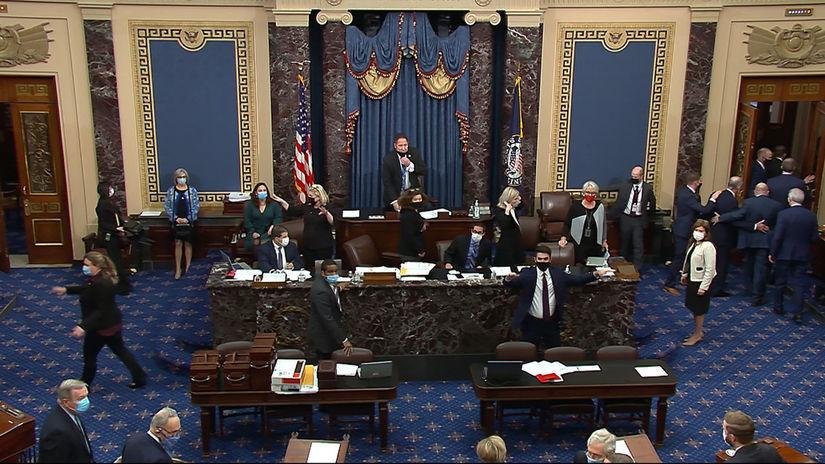kongres senát usa