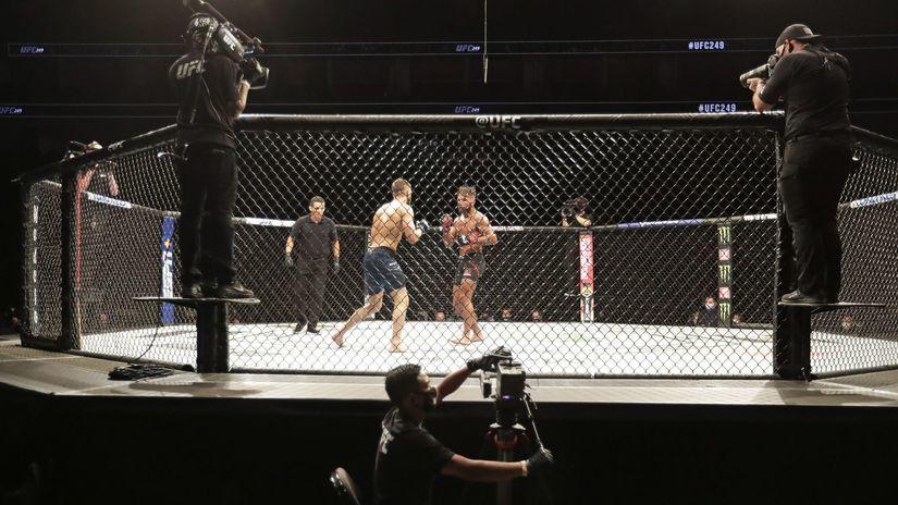 UFC, ilustračná