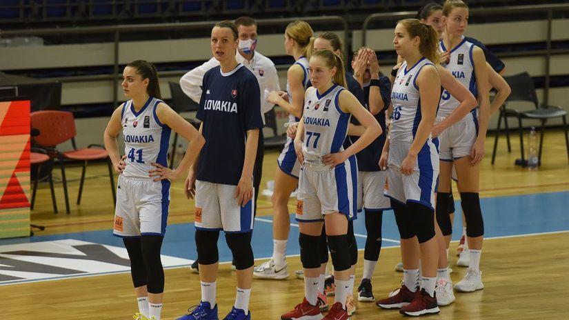 basketbal, Slovensko, ženy