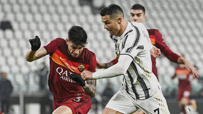 Cristiano Ronaldo, Juan Jesus