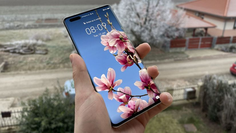 Huawei, Mate 40 Pro