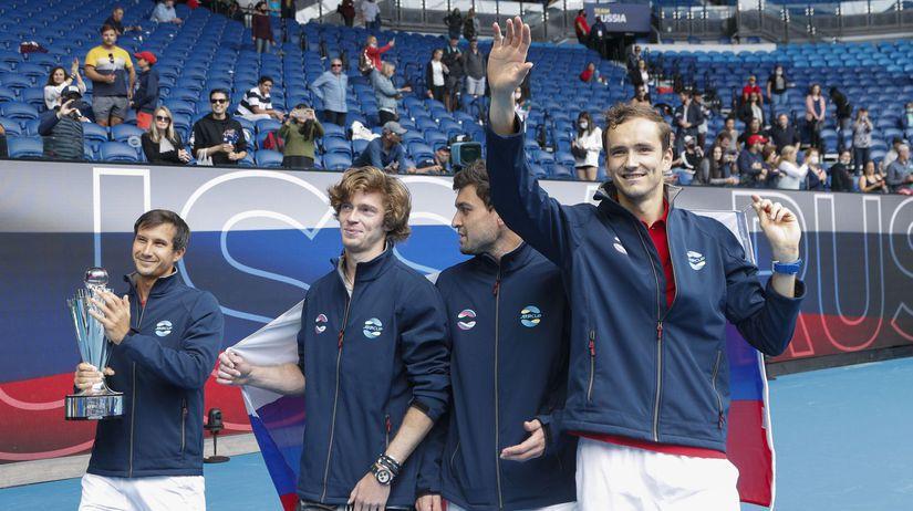 Rusko, ATP Cup