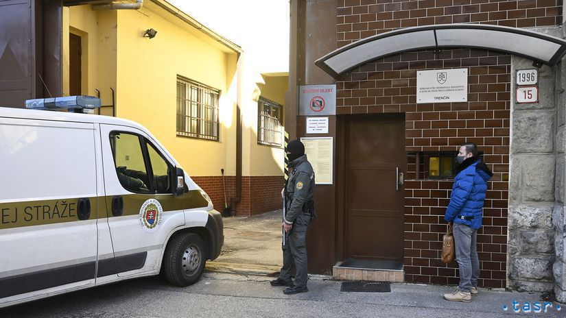 jankovská obhajca návšteva väzenská nemocnica...