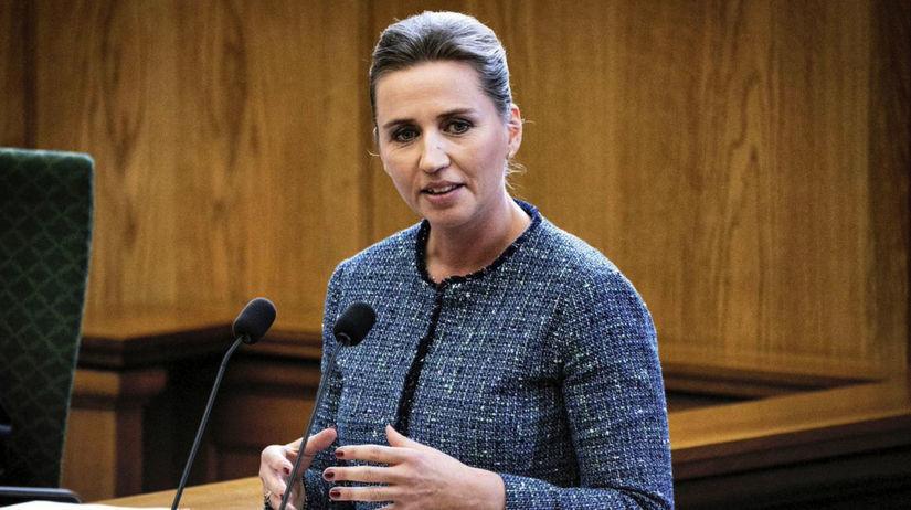 Mette Fredriksenová, Dánsko, premiérka
