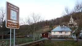 Osadné Krypta